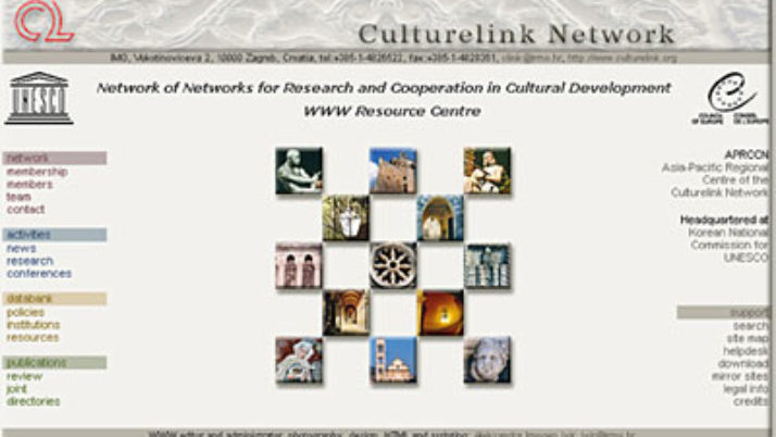 Culturelink Newsletter
