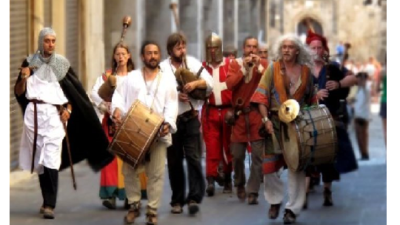 CulturePolis at the 11ο Medival Festival in Rhodes
