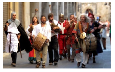 CulturePolis at the 11th Medieval Festival in Rhodes