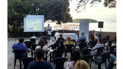 "CulturePolis – Corfu event, 19th of June '17  : ""The role of the artist in today's society"""