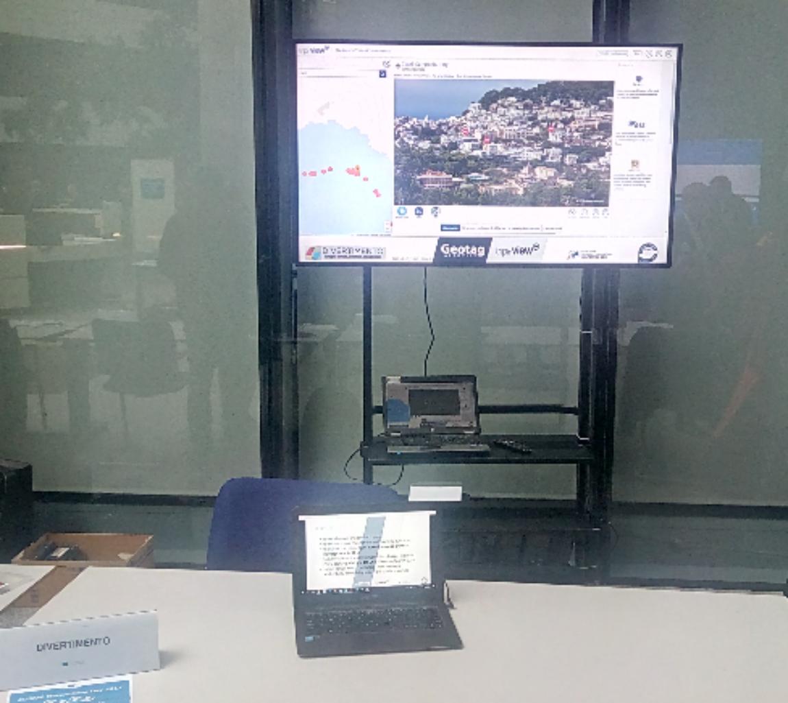 Νέα πρωτοβουλία της CulturePolis : Eurothentica + πλατφόρμα TripInView